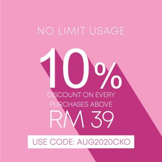 👋🏻👋🏻Hey there❗ Stop scrolling. Have you forgotten to check out at www.avivaactive.com?  C'mon, checkout now and bring the sportswear back home with you 😉 💓 Key in AUG2020CKO upon checkout to receive 10% for every purchase above RM39!  At AVIVA, every employee, design of a product, and consumer feedback contributes to building a legacy in our company and believes in a comfortable outfit can sublime your travel journey, we have held this belief for more than 20 years, this is how AVIVA released.  #AvivaActive #DontForgetToCheckOut #CheckOutNow #Enjoy #TenPercentOff #NoUsageLimit #AUG2020CKO